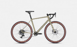 Ghost Endless Road Rage 8.7 LC  - Tan / Titanium Gray