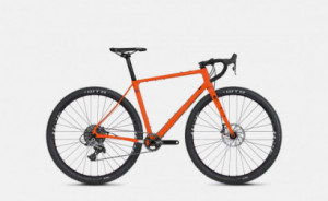 Ghost Fire Road Rage 6.9 LC  - Monarch Orange / Night Black