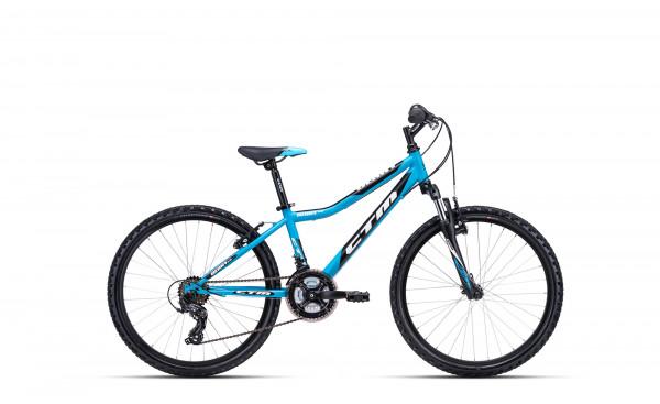 BERRY 2.0 matná modrá / čierna