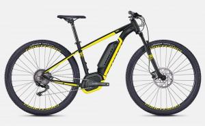 Ebike Teru B2.9 AL black/yellow
