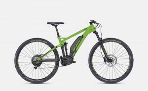 Ghost Kato FS S4.9 AL green/black