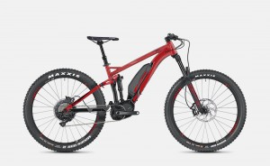 Ghost Kato FS S8.7+ AL red/black