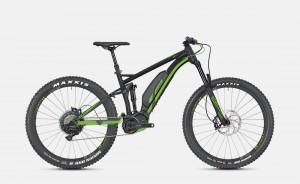 Ghost Kato FS S6.7+ AL black/green
