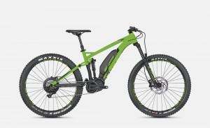 Ghost Kato FS S4.7+ AL green/black