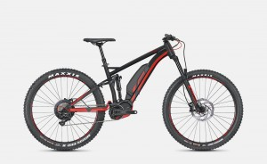 Ghost Kato FS S4.7+ AL black/red