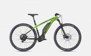 Ghost Kato S4.9 AL green/black