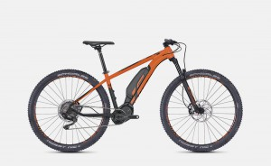 Ghost Kato S3.9 AL orange/black
