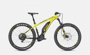 Ghost Kato S8.7+ AL yellow/black