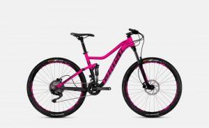 Ghost Lanao FS 2.7 AL Lady Berry Pink / Night Black
