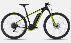 Ghost Teru BX.9 AL U black/lime/green